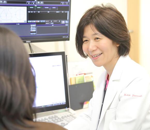 顔の見える検診誰がこの乳がん検診に責任を持っているのか?